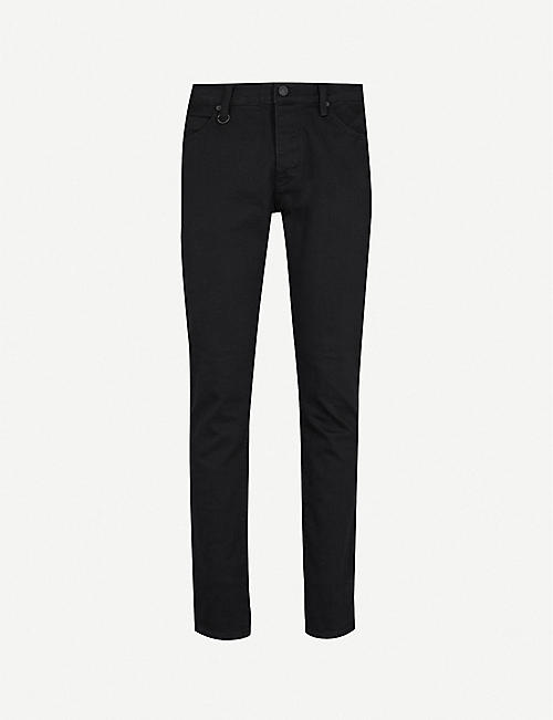NEUW: Slim-fit tapered jeans