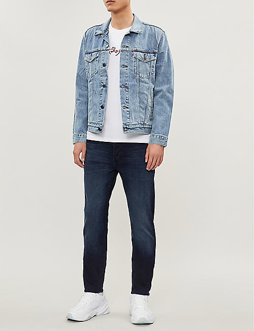 NEUW Lou slim-fit straight jeans
