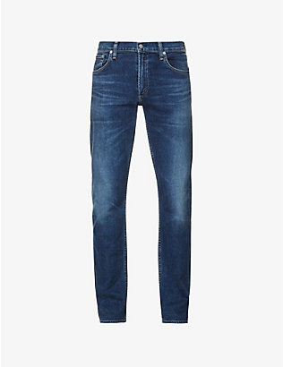 CITIZENS OF HUMANITY: Bowery slim-fit stretch-denim jeans