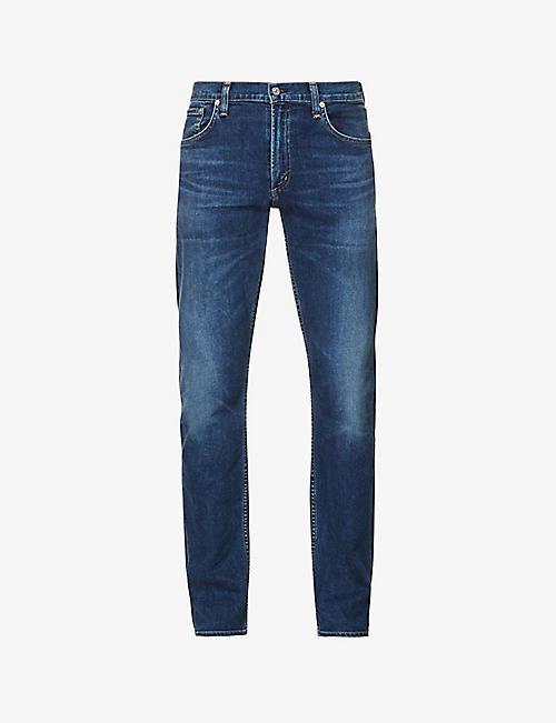 CITIZENS OF HUMANITY Bowery slim-fit stretch-denim jeans