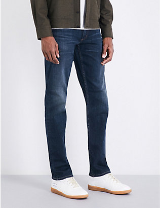 CITIZENS OF HUMANITY: Bowery slim-fit straight jeans