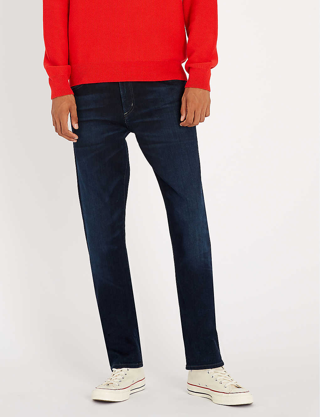 CITIZENS OF HUMANITY: Gage regular-fit straight jeans