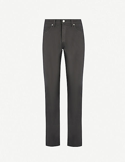 CITIZENS OF HUMANITY Bowery slim-fit stretch-cotton trousers
