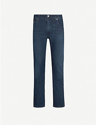 CITIZENS OF HUMANITY: Bowery slim-fit jeans
