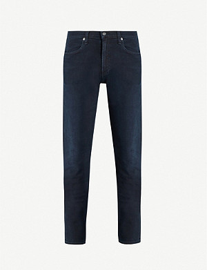 CITIZENS OF HUMANITY London tapered stretch-denim jeans