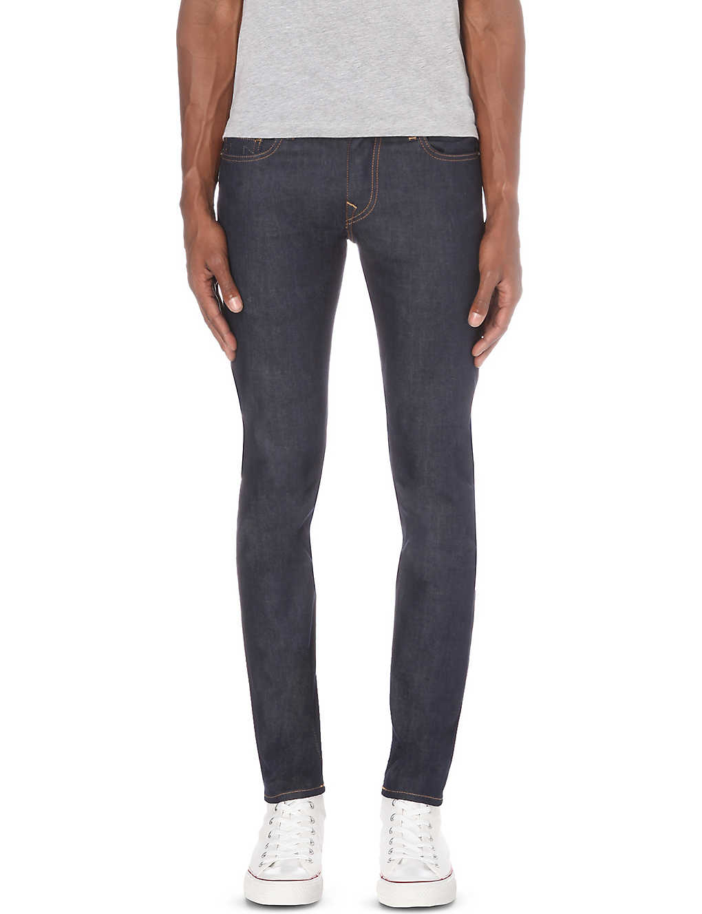 aba2dffab TRUE RELIGION - Tony slim-fit skinny jeans