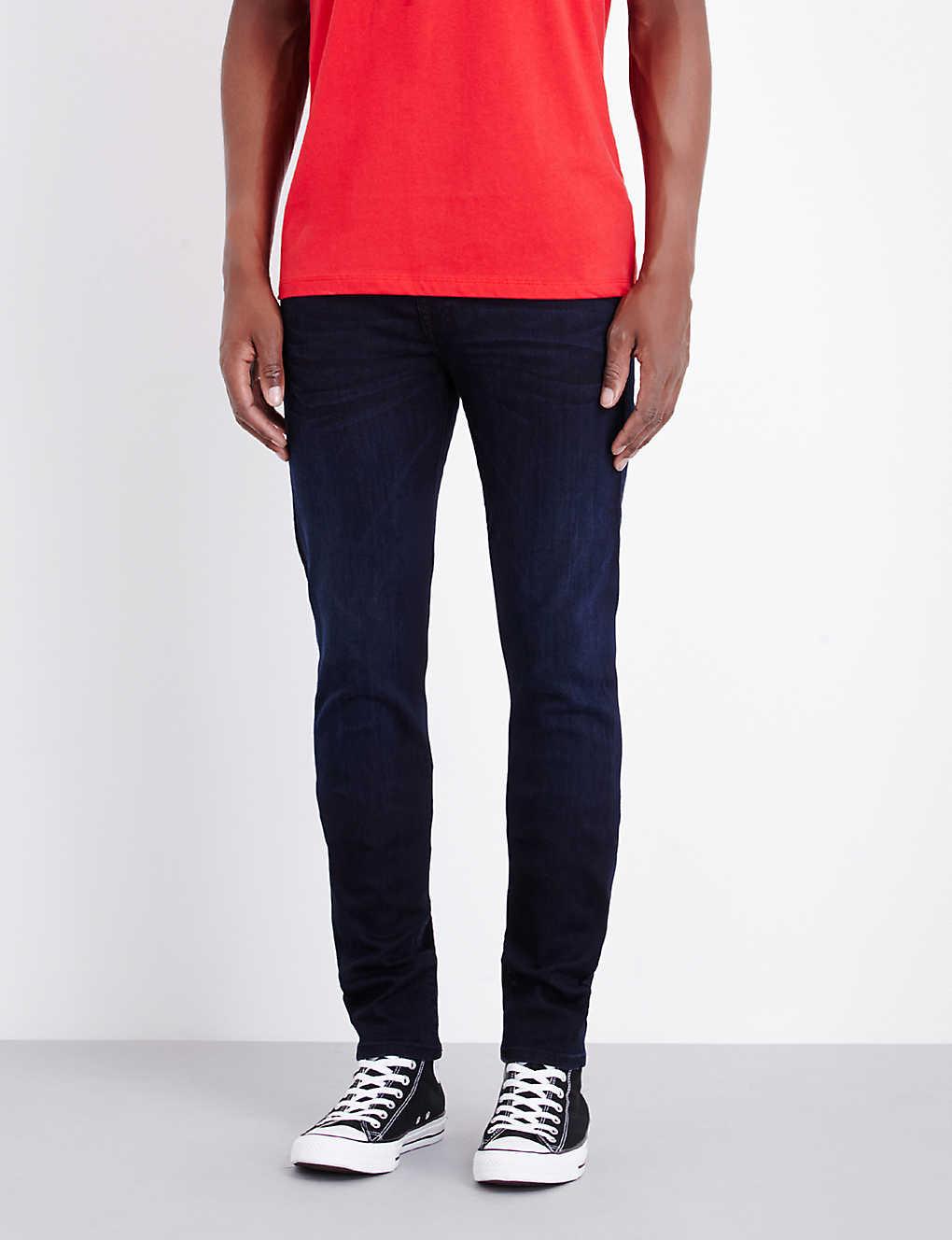 4f456cc5a TRUE RELIGION - Rocco slim-fit skinny jeans