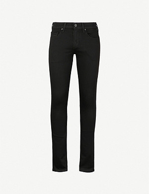 PAIGE Croft skinny stretch-denim jeans