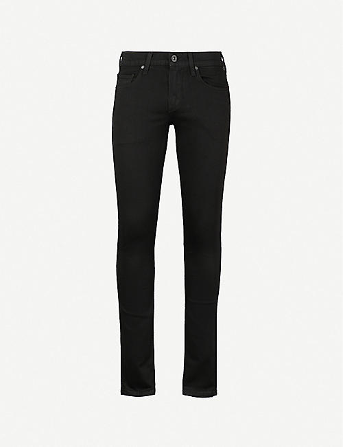 PAIGE Lennox skinny stretch-denim jeans