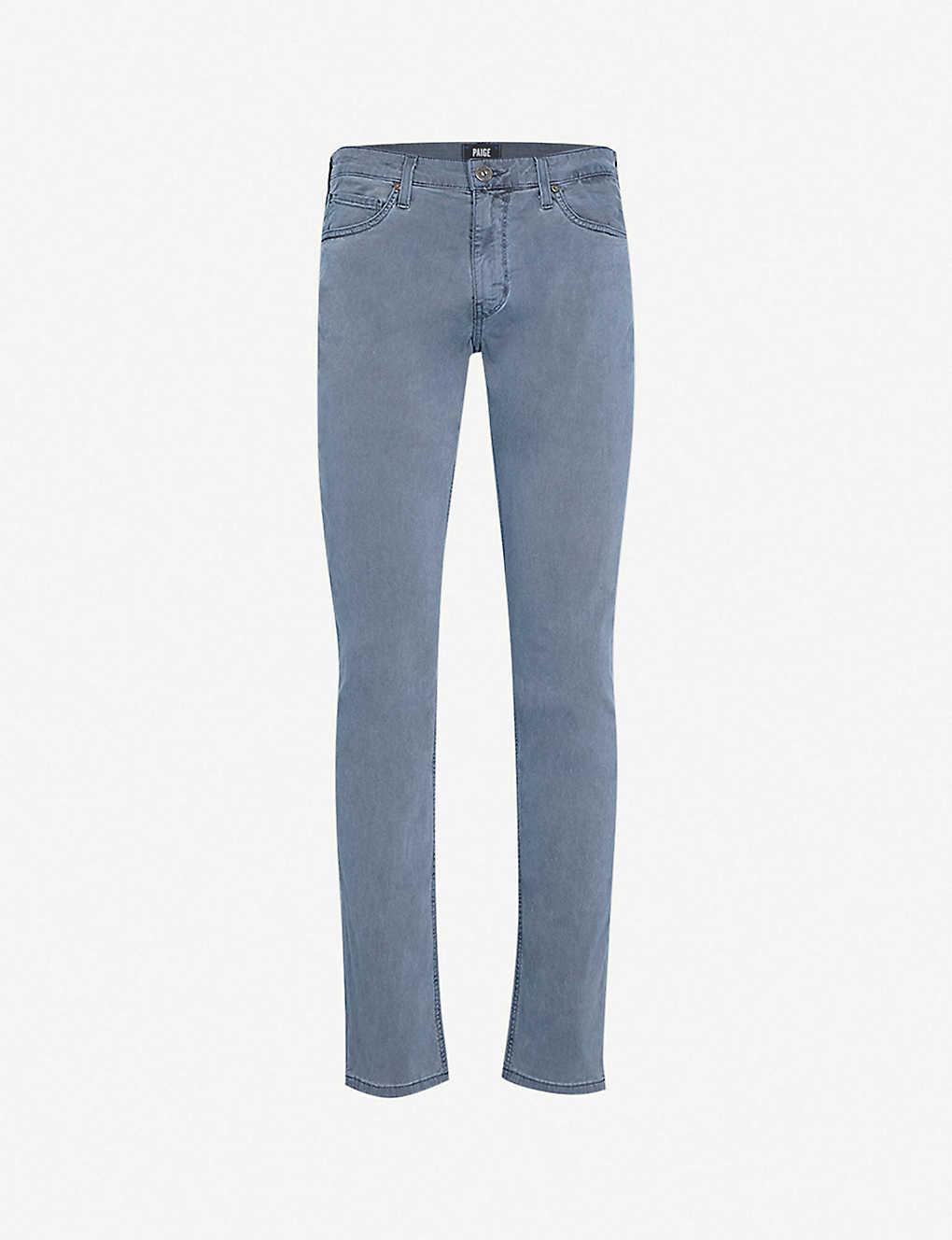 a8388db4 PAIGE - Lennox Vintage slim-fit skinny jeans | Selfridges.com