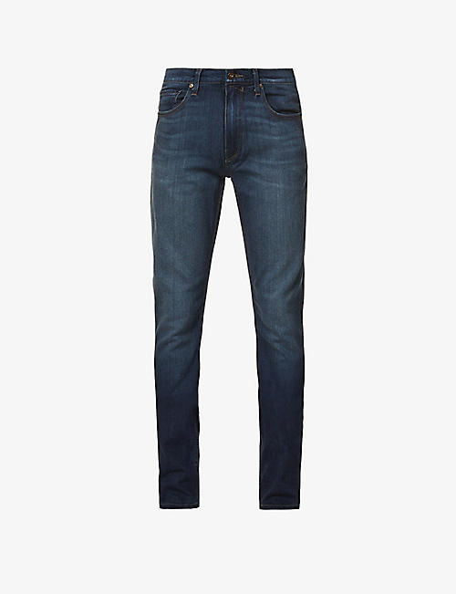 PAIGE: Federal slim-fit jeans