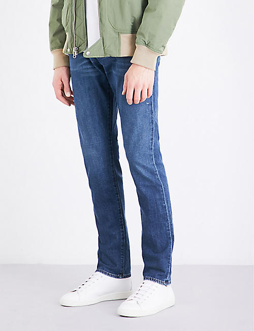 5dfe99b1ce3f6d J BRAND - Distressed - Jeans - Clothing - Mens - Selfridges   Shop ...