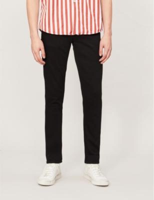 J Brand Mick Slim-fit Skinny Stretch-denim Jeans In Trivor