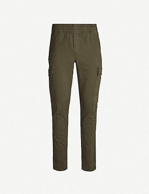 J BRAND Fenix stretch-cotton cargo trousers