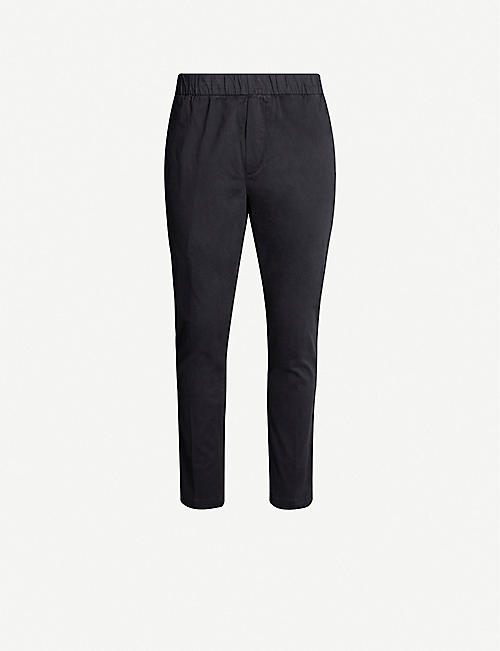 J BRAND: Spadium cotton-blend jogging bottoms