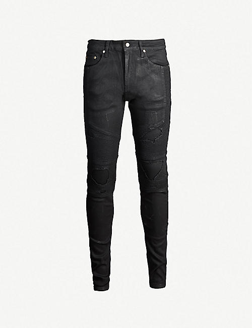 d3a7cae5971 Distressed - Jeans - Clothing - Mens - Selfridges | Shop Online
