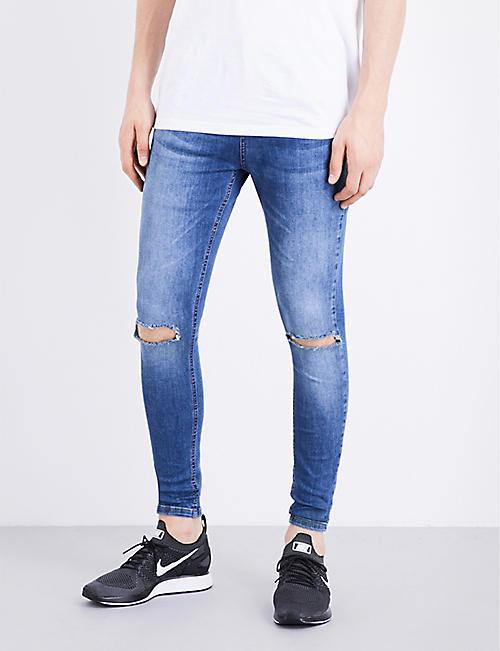 3b4ba189c6b693 Jeans - Clothing - Mens - Selfridges   Shop Online