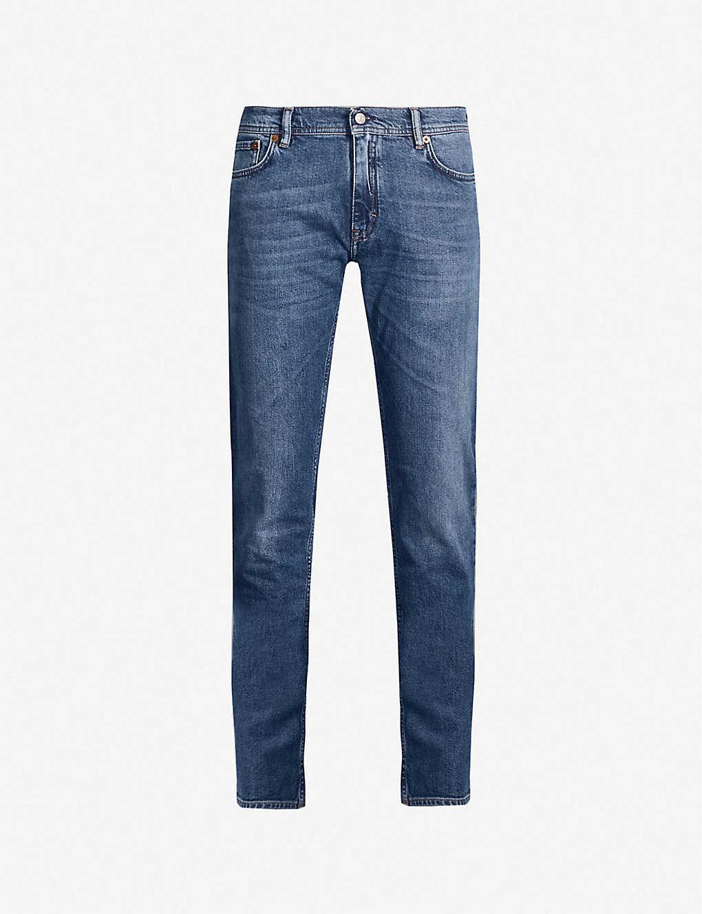 455b6d8e ACNE STUDIOS - North slim-fit skinny jeans | Selfridges.com