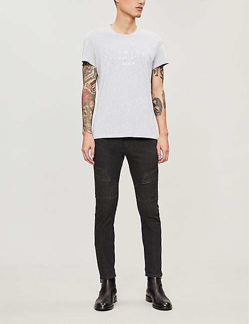3b24198d Balmain Men's - T-shirts, Jeans, Jumpers & more | Selfridges