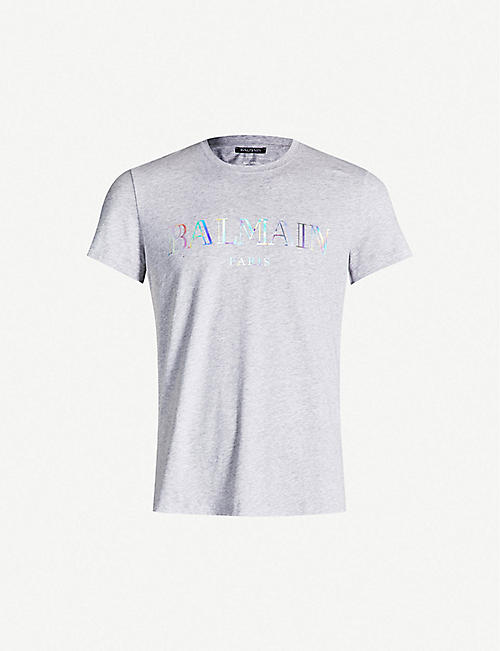 4dd70a2e9c15 BALMAIN - Clothing - Mens - Selfridges   Shop Online