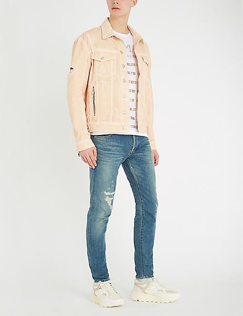 03a058eb Balmain - Womens Jackets, Mens Clothing & more   Selfridges