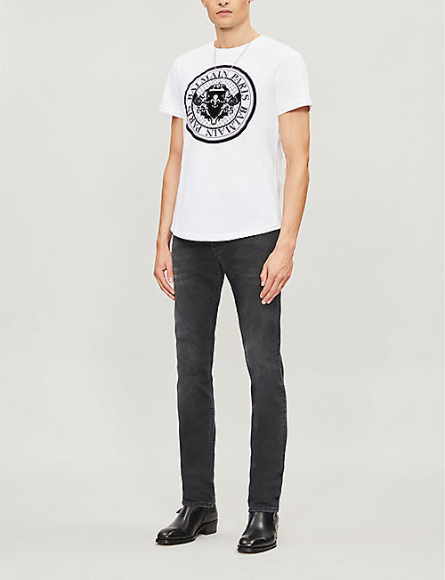 7a52b5a0 Balmain Men's - T-shirts, Jeans, Jumpers & more   Selfridges