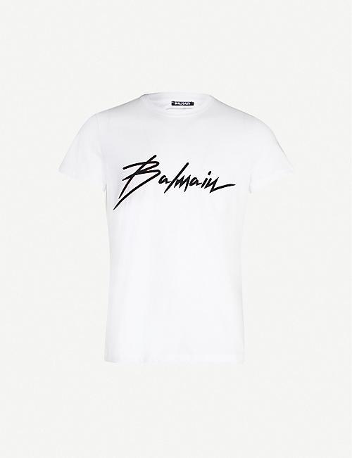 0882dc8e Balmain Men's - T-shirts, Jeans, Jumpers & more | Selfridges