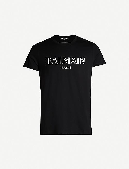 f60a4f98 Balmain - Womens Jackets, Mens Clothing & more   Selfridges