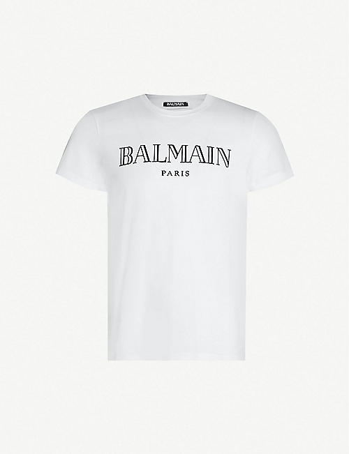 018e20cc Balmain Men's - T-shirts, Jeans, Jumpers & more | Selfridges