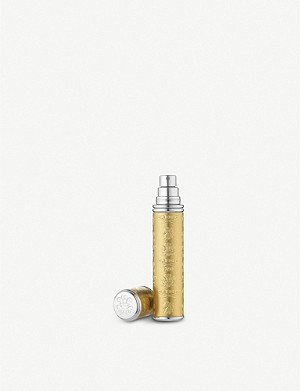 CREED Gold-toned leather atomiser 10ml