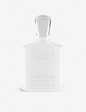 CREED Silver Mountain Water eau de parfum 100ml