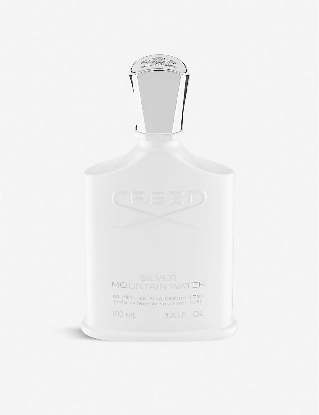 1f61085c9bd5 CREED - Silver Mountain Water eau de parfum 100ml   Selfridges.com