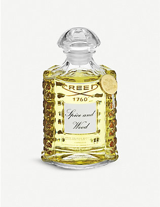 CREED: Royale Exclusives Spice and Wood eau de parfum splash 250ml