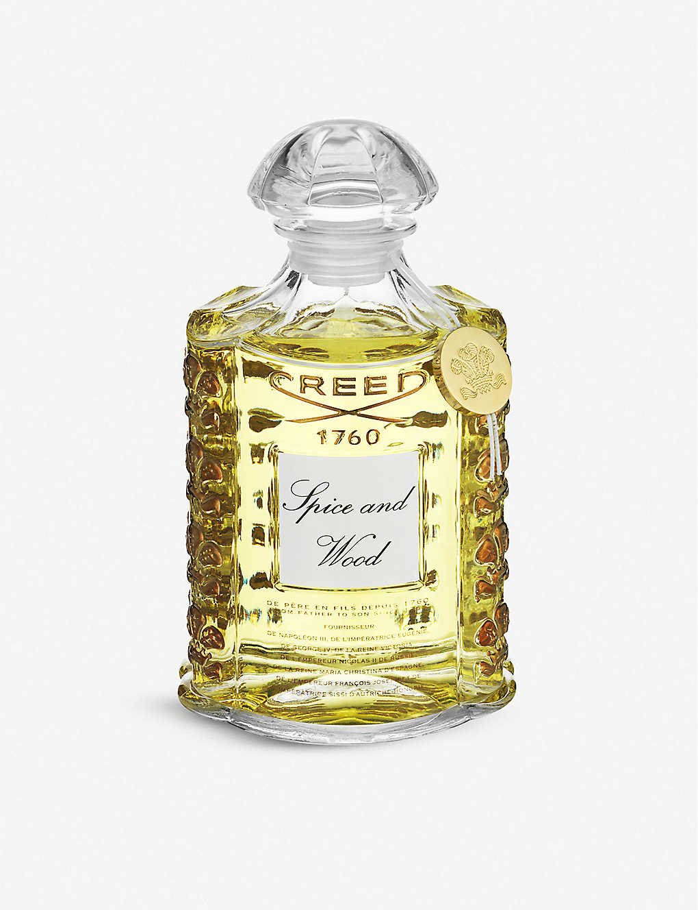 Creed Spice And Wood Eau De Parfum 75ml Selfridgescom