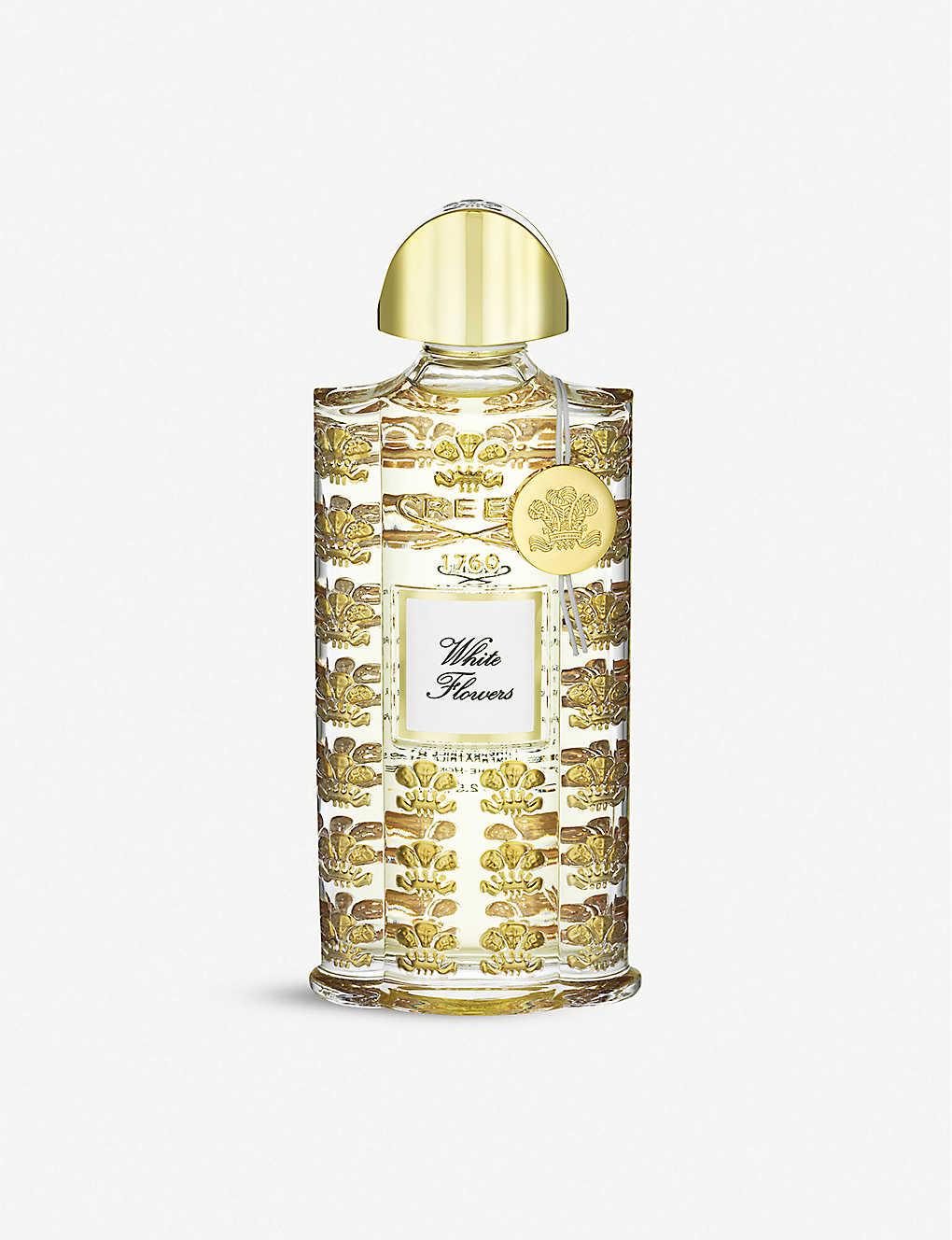 Creed White Flowers Eau De Parfum 75ml Selfridgescom