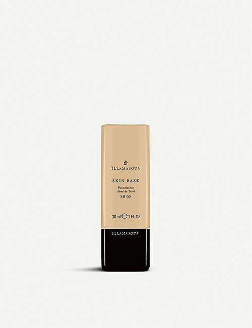 ILLAMASQUA: Skin Base foundation 30ml