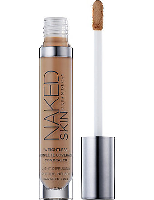 URBAN DECAY: Naked skin complete coverage concealer