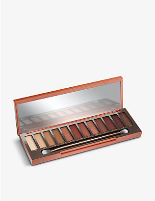 URBAN DECAY: Naked Heat Eyeshadow Palette