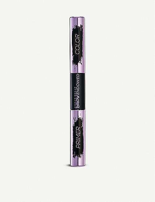 URBAN DECAY: Brow Endowed Brow Primer and Colour