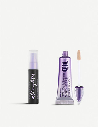 URBAN DECAY: Makeup Lockdown Travel Duo 10ml/30ml