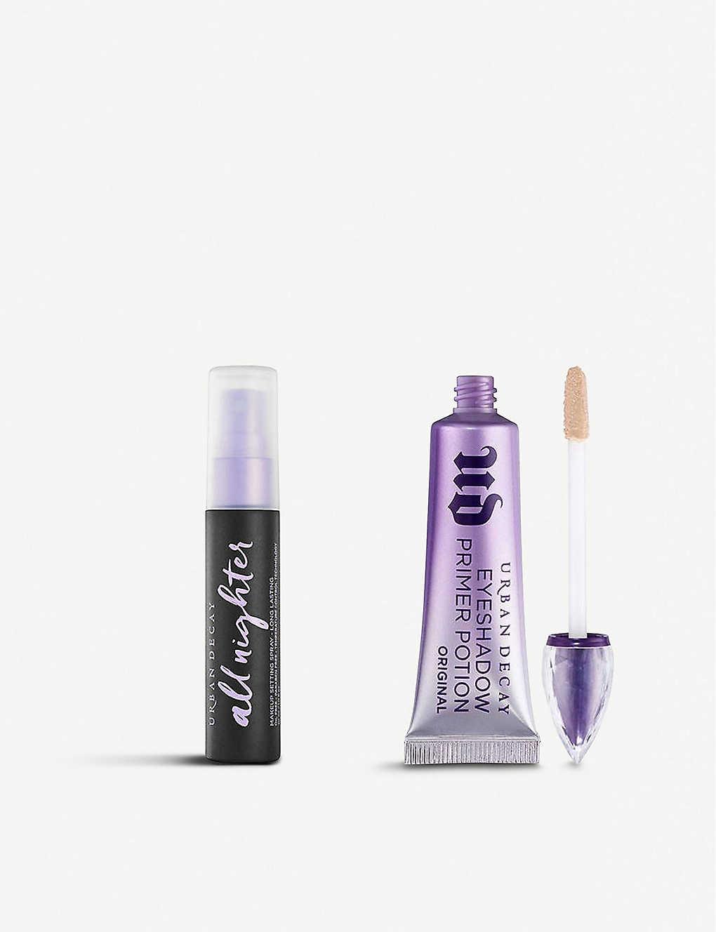 URBAN DECAY: Makeup Lockdown Travel Duo 10ml/30ml