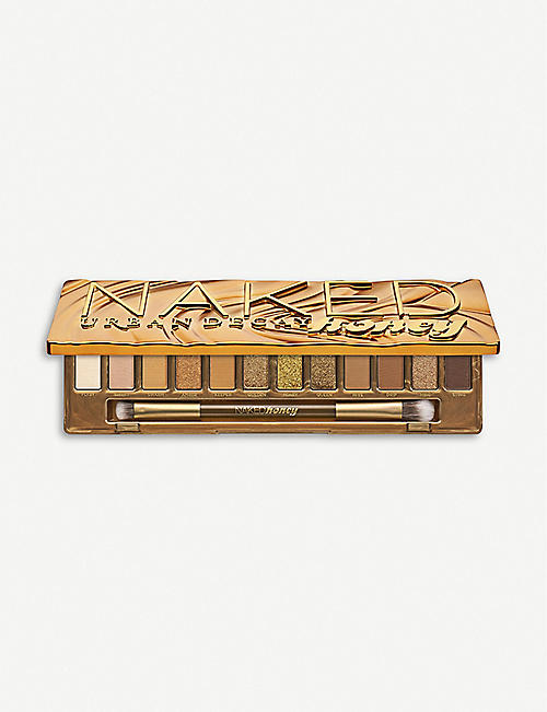 URBAN DECAY: Naked Honey Eyeshadow Palette