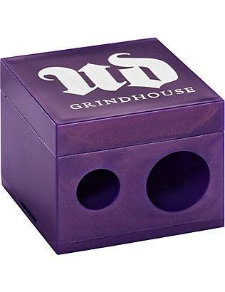 URBAN DECAY: Grindhouse double barrel pencil sharpener