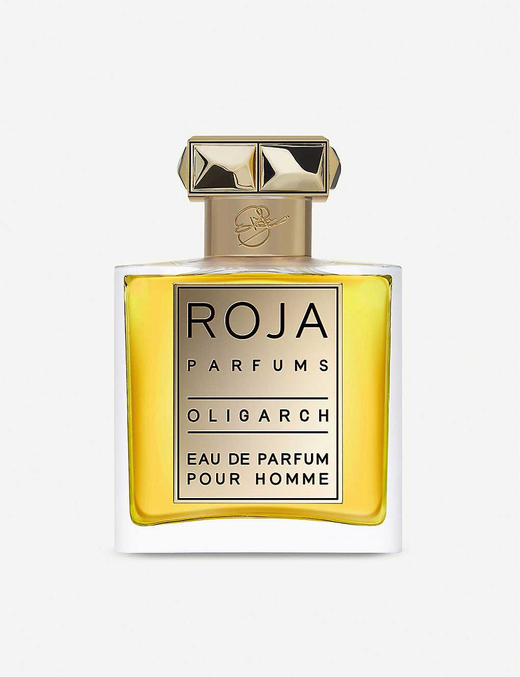 Roja Parfums Oligarch Eau De Parfum Pour Homme 50ml Selfridgescom