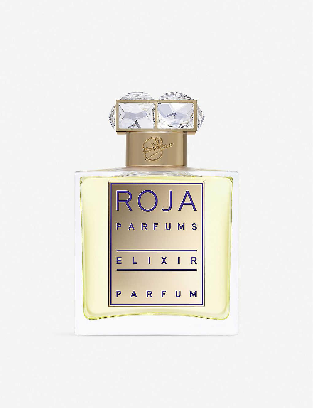 Roja Parfums Elixir Parfum Pour Femme 50ml Selfridgescom