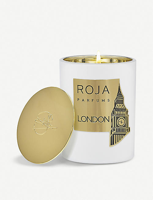 ROJA PARFUMS: London scented candle 300g