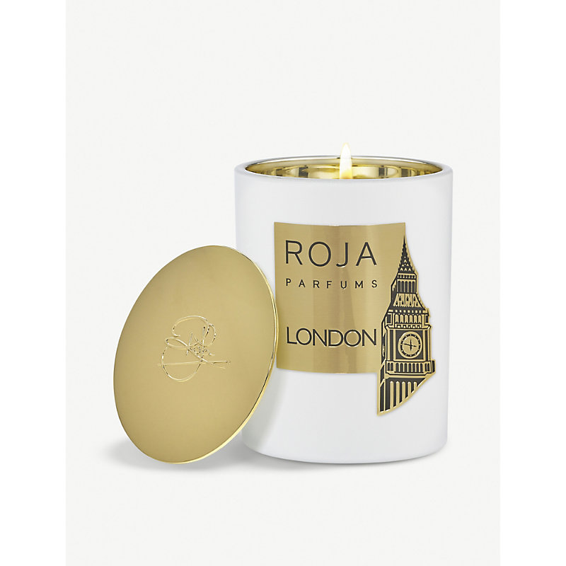 Roja Parfums LONDON SCENTED CANDLE 300G