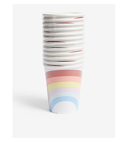 fb04459fe6 MERI MERI - Toot Sweet! paper cups set of 12