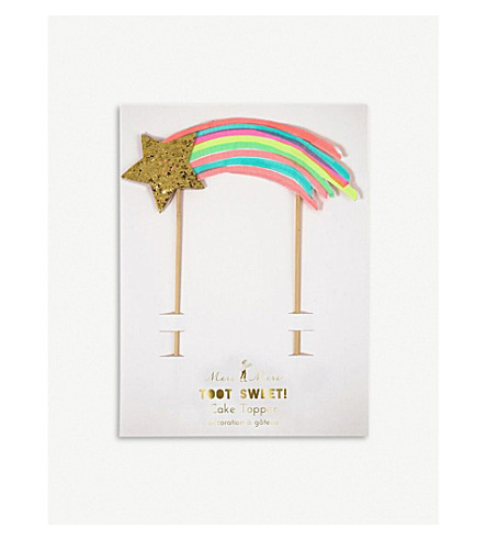 d99450ab83 MERI MERI - Toot Sweet shooting star cake topper