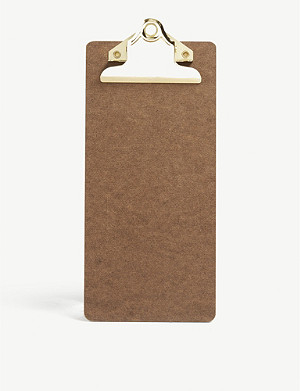 HIGHTIDE Penco clipboard 22cm x 10cm
